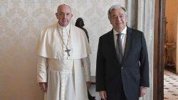 2019.12.20 Antonio Guterres Segretario Generale ONU
