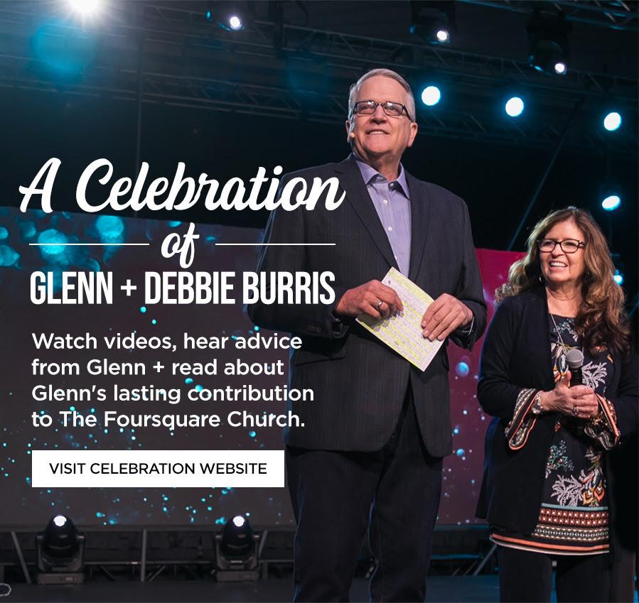 A celebration of Glenn + Debbie Burris