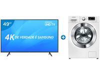 Smart TV 4K LED 49? Samsung NU7100 Wi-Fi HDR