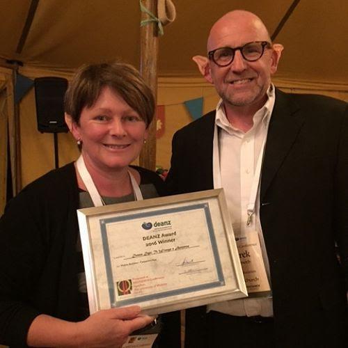 DEANZ Award Winner 2016