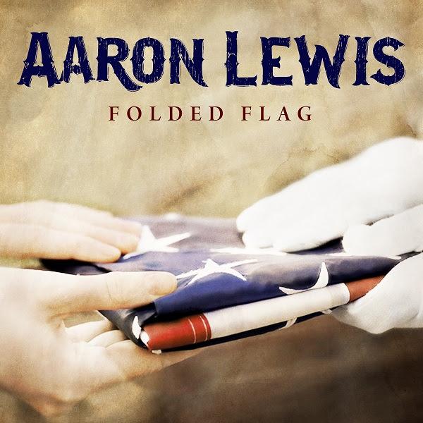 Aaron Lewis: Folded Flag