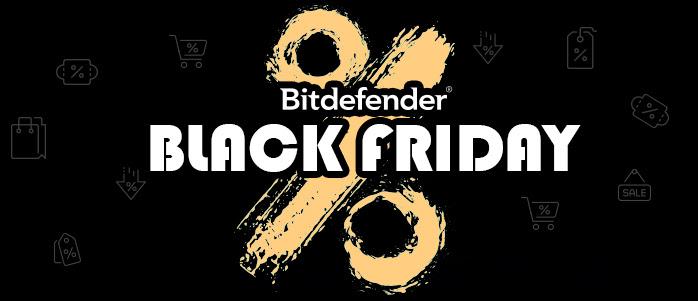 Bitdefender Black Friday 2019