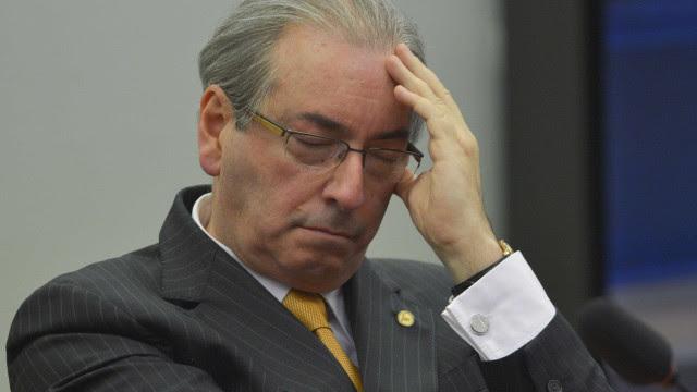 Eduardo Cunha deixou prisão para se submeter a cirurgia