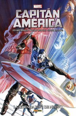 Capitán América. Marvel Integral (Cartoné 352-408-504 pp) #4