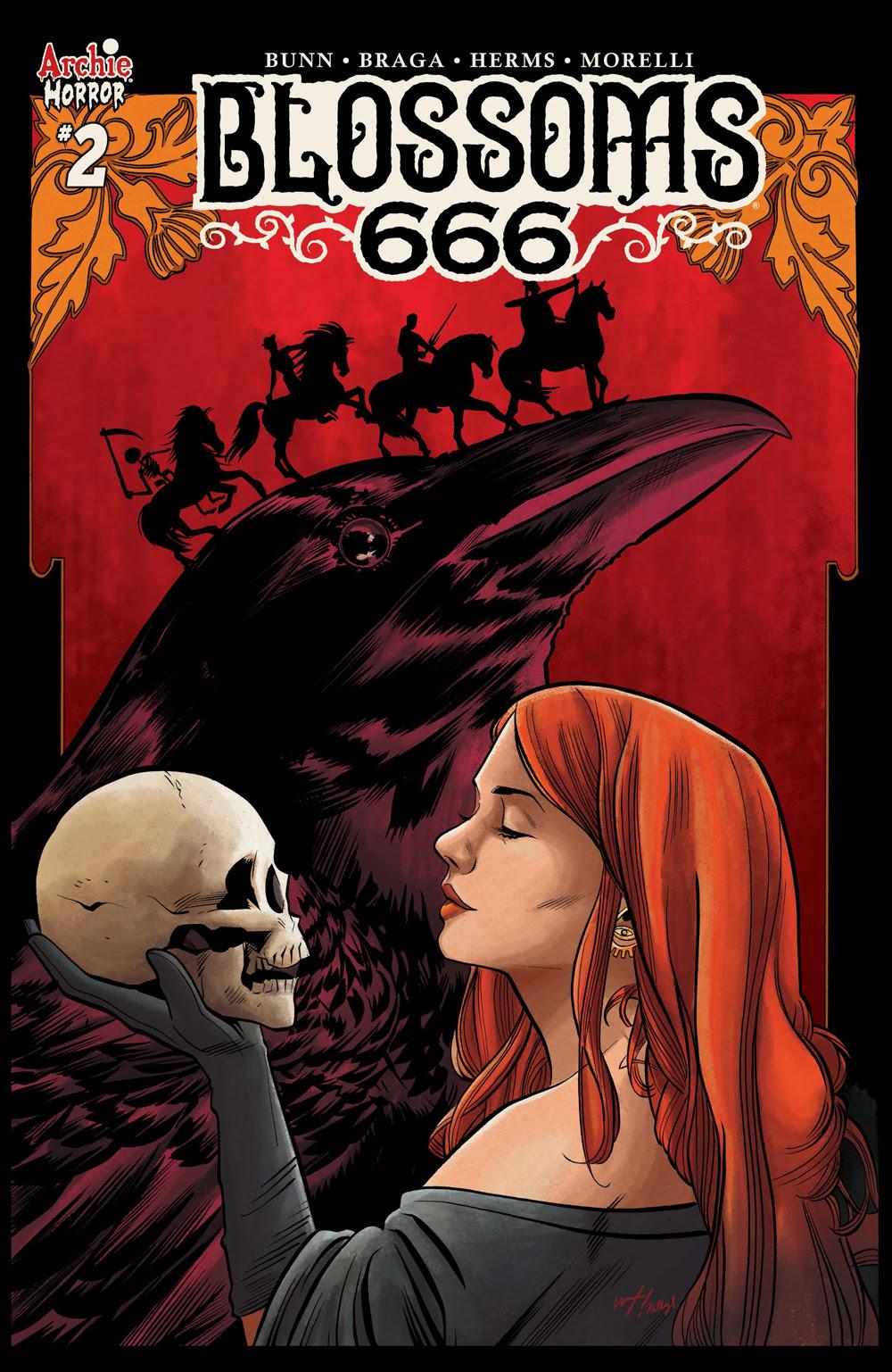 BLOSSOMS 666 #1: CVR C Torres