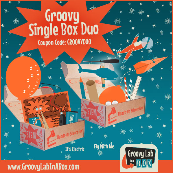 Groovy Single Box Duo!