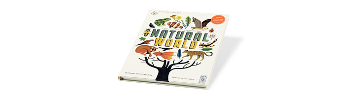 Half price: Curiositree: The Natural World