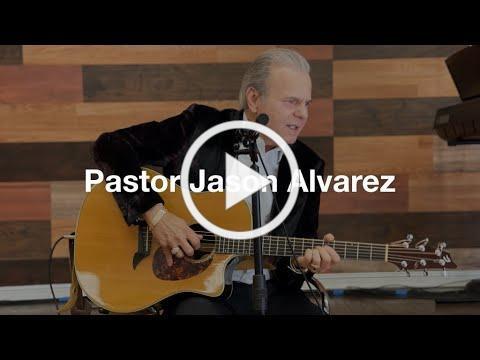 Pastor Jason Alvarez