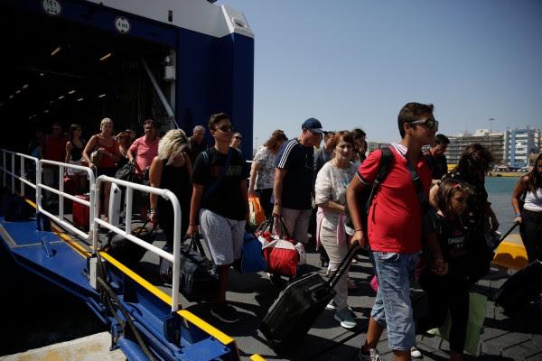 Εκλογές 2019: Δωρεάν οι μετακινήσεις των εκλογικών αντιπροσώπων με πλοία