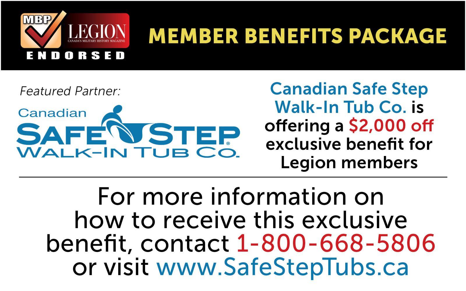 SafeSteps Tubs