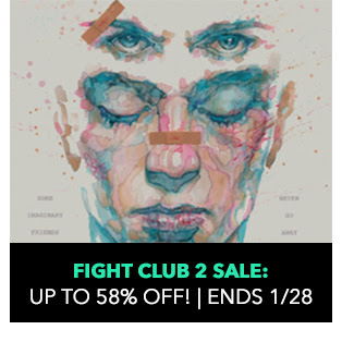 Fight Club 2 Sale: up to 58% off! Sale ends 1/28.