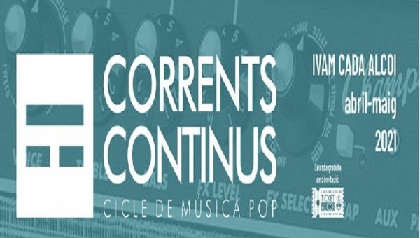 Corrents Continus, el ciclo de las presentaciones de discos de Alcoy,
