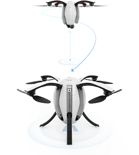 One Touch Take-off, One Touch Return-home. Power Vision PowerEgg Drone specifications