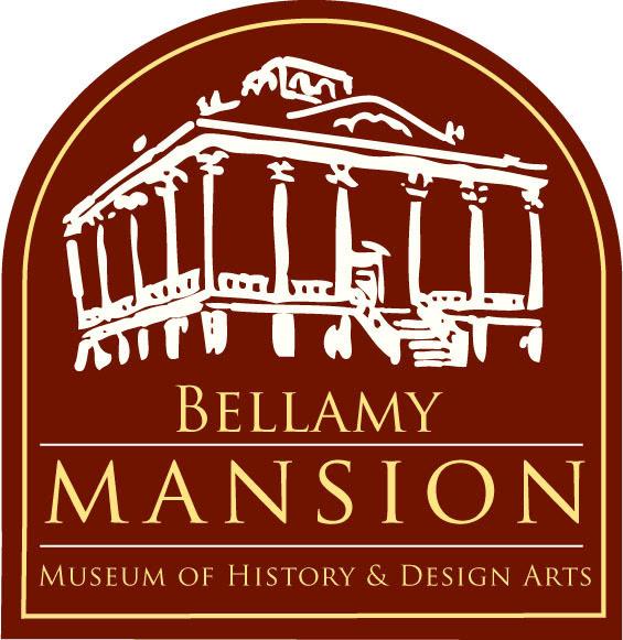 Bellamy red arch logo