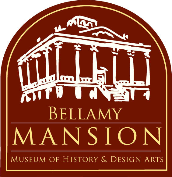 Bellamy red arch logo