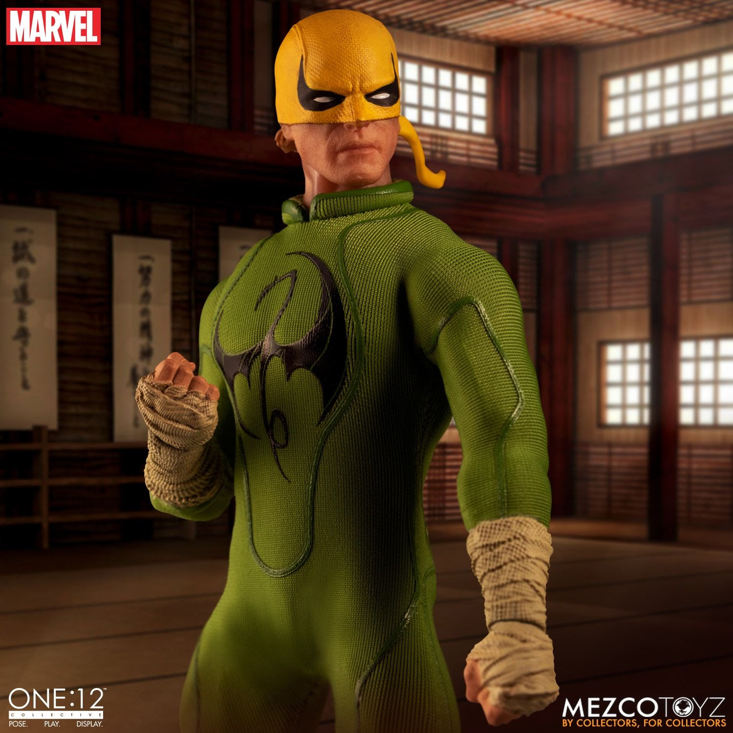 Image of One:12 Collective - Iron Fist - FEBRUARY 2020