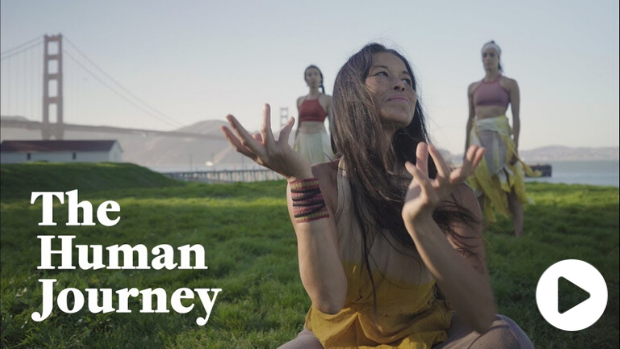 1:06 / 3:14 The Human Journey: Rulan Tangen of Dancing Earth
