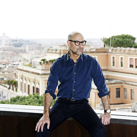 Stanley Tucci to Star in a New Culinary Documentary on CNN