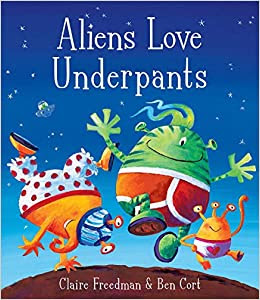 Image result for aliens love underpants