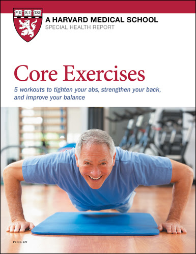 Product Page -  Core Exercises