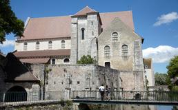 Collégiale Saint-André à Chartres © C'Chartres Tourisme - Mathieu Anglada