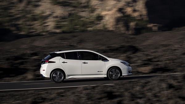 El Nissan LEAF, Mejor Coche del Año en Canarias 2019