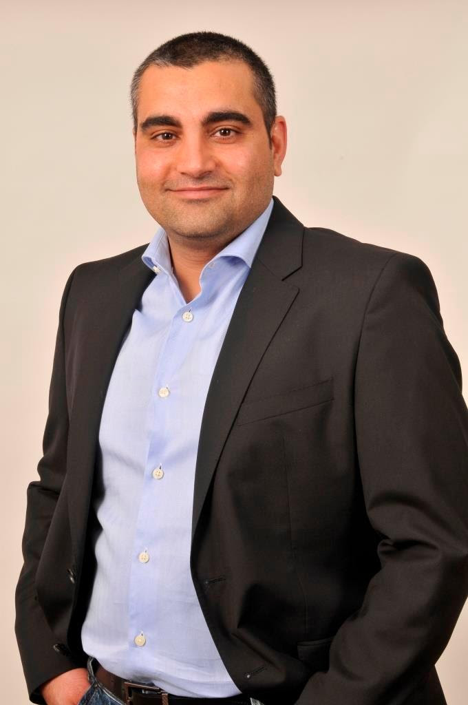 Mehmood Khan, Chief Operating Officer at SAP Africa