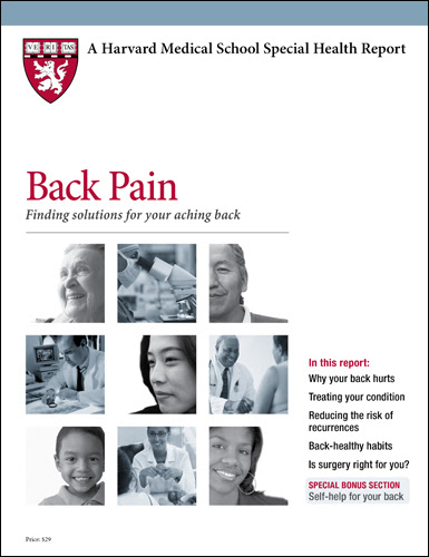 Product Page  - Back Pain
