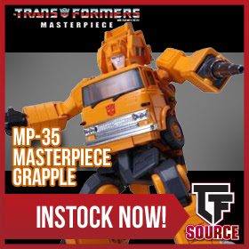 Masterpiece MP-36 Grapple