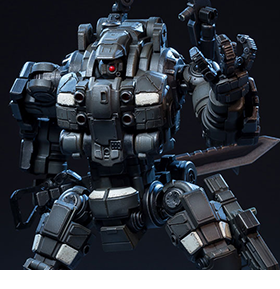 DARK SOURCE 1/18 & 1/24 SCALE FIGURES