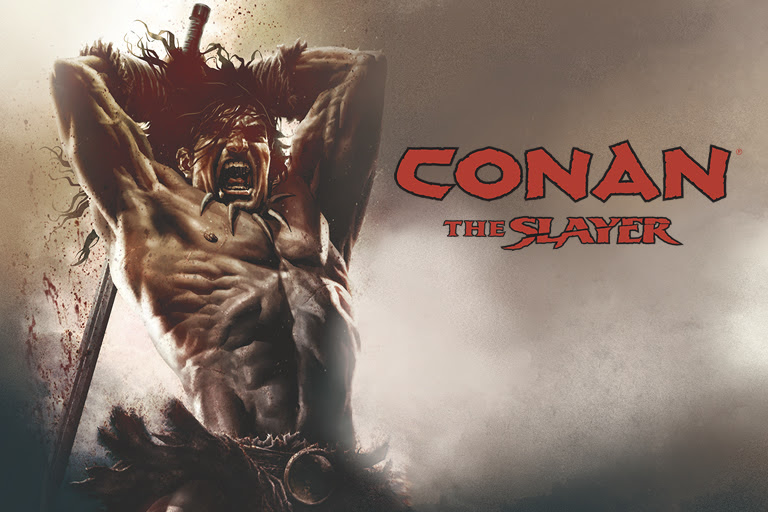 Conan the Slayer #1