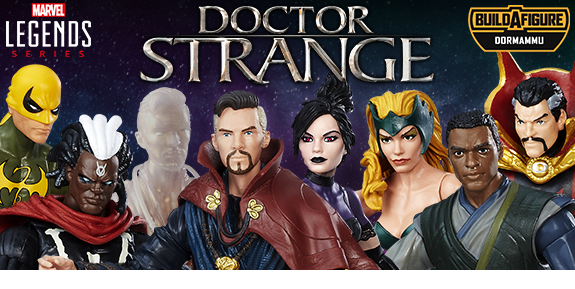 DOCTOR STRANGE MARVEL LEGENDS