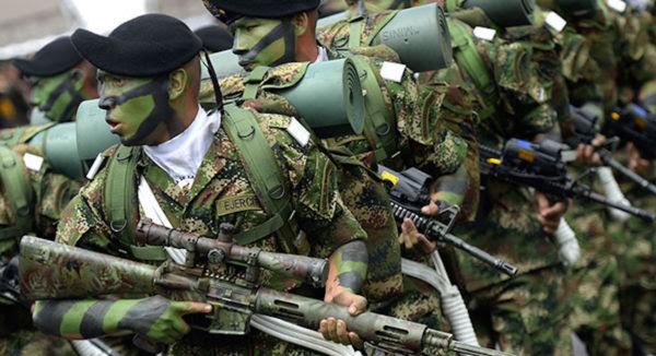 Somos Defensores alerta sobre una paz militarizada