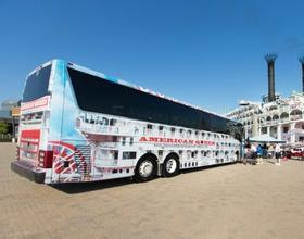 Shore Excursions Luxury Motorcoach