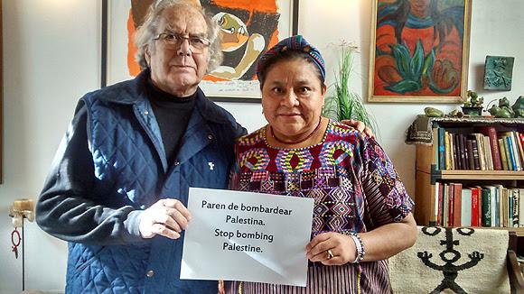 Foto tomada del sitio de Adolfo Pérez Esquivel.