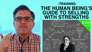 human beings guide to selling with strengths