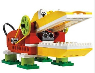 Lego WeDo - Set Básico - Lego Education ref 9580