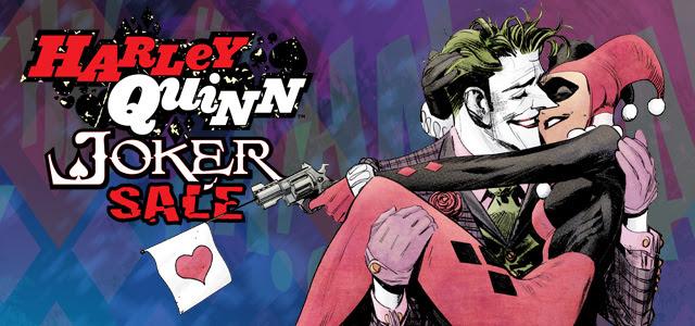 Harley Quinn Joker Sale