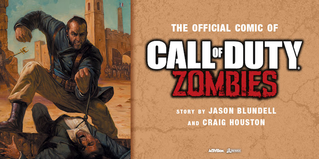 CALL OF DUTY: ZOMBIES 2 #1