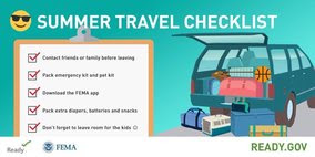 Summer Travel Checklist