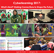 CyberLearning 2017 program cover
