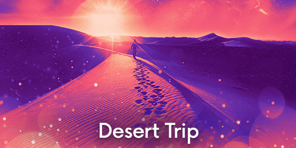 Are you going to the Desert Tr...