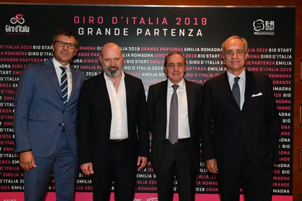 a01dcc4e 80e6 4547 90b9 9bfa76d9b031 GIRO D'ITALIA 2019: IN EMILIA ROMAGNA LA GRANDE PARTENZA E ALTRE TAPPE SUL TERRITORIO