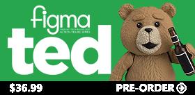 TED FIGMA FIGURE