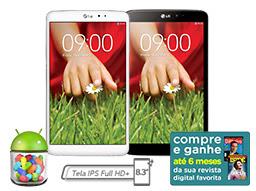 """tablet LG G Pad 16gb tela 8.3"""""""