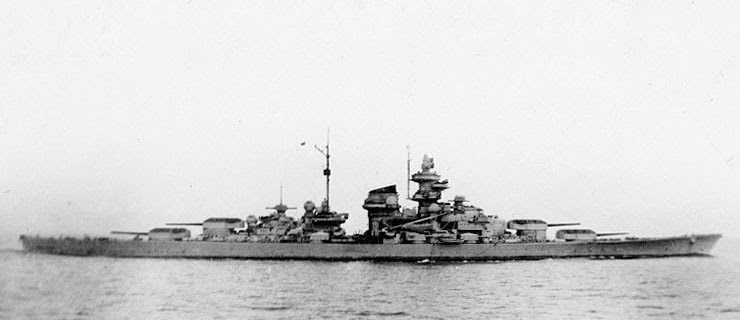 Raeder's defence: German admiral fights for his doomed fleet