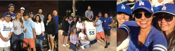 2017 Dodgers Outing with ULAA