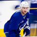Steven Stamkos has only recently returned to practice with the Tampa Bay Lighting after breaking his leg last December.