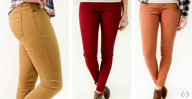Stretch Jeans + More!