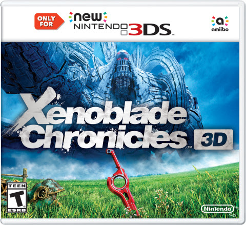 Xenoblade Chronicles 3D is a stunning hand-held remake of acclaimed Wii role-playing game Xenoblade  ...